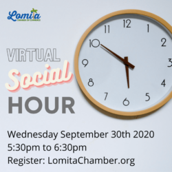 Lomita Chamber of Commerce Virtual Social Hour
