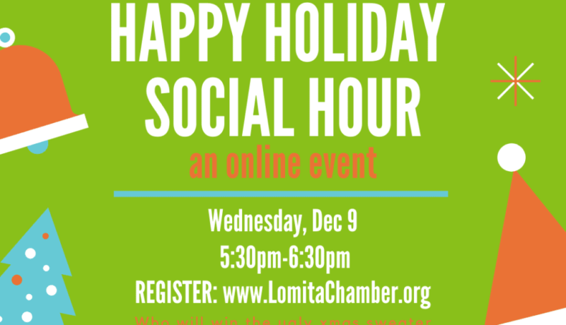 Holiday Social Hour IG