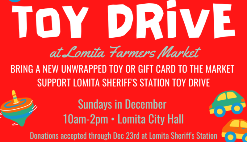 Toy Drive at the Market (1)