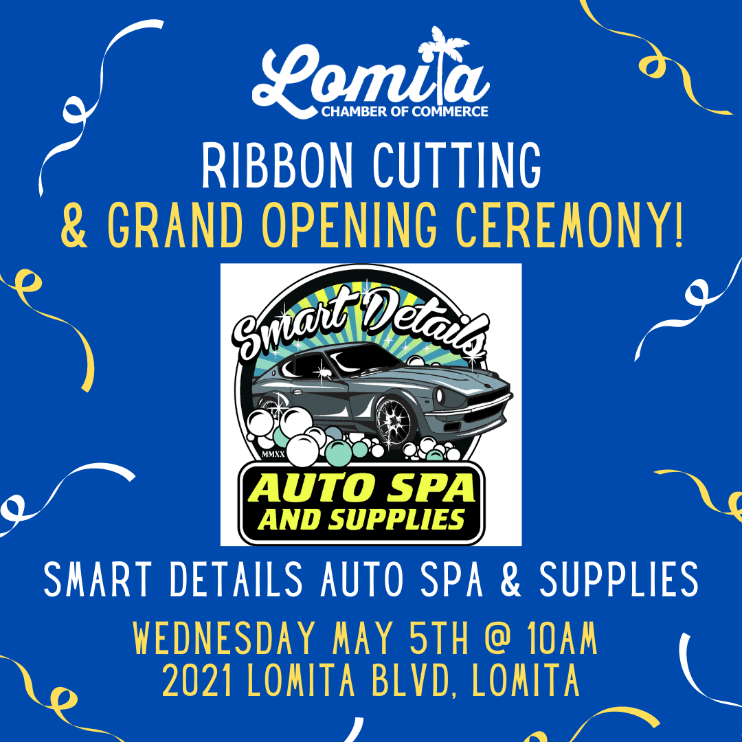 Smart Details Auto Spa & Supplies Grand Opening
