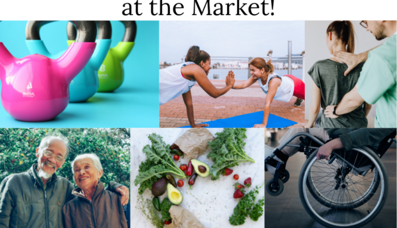 Health & Wellness Day at the Market IG