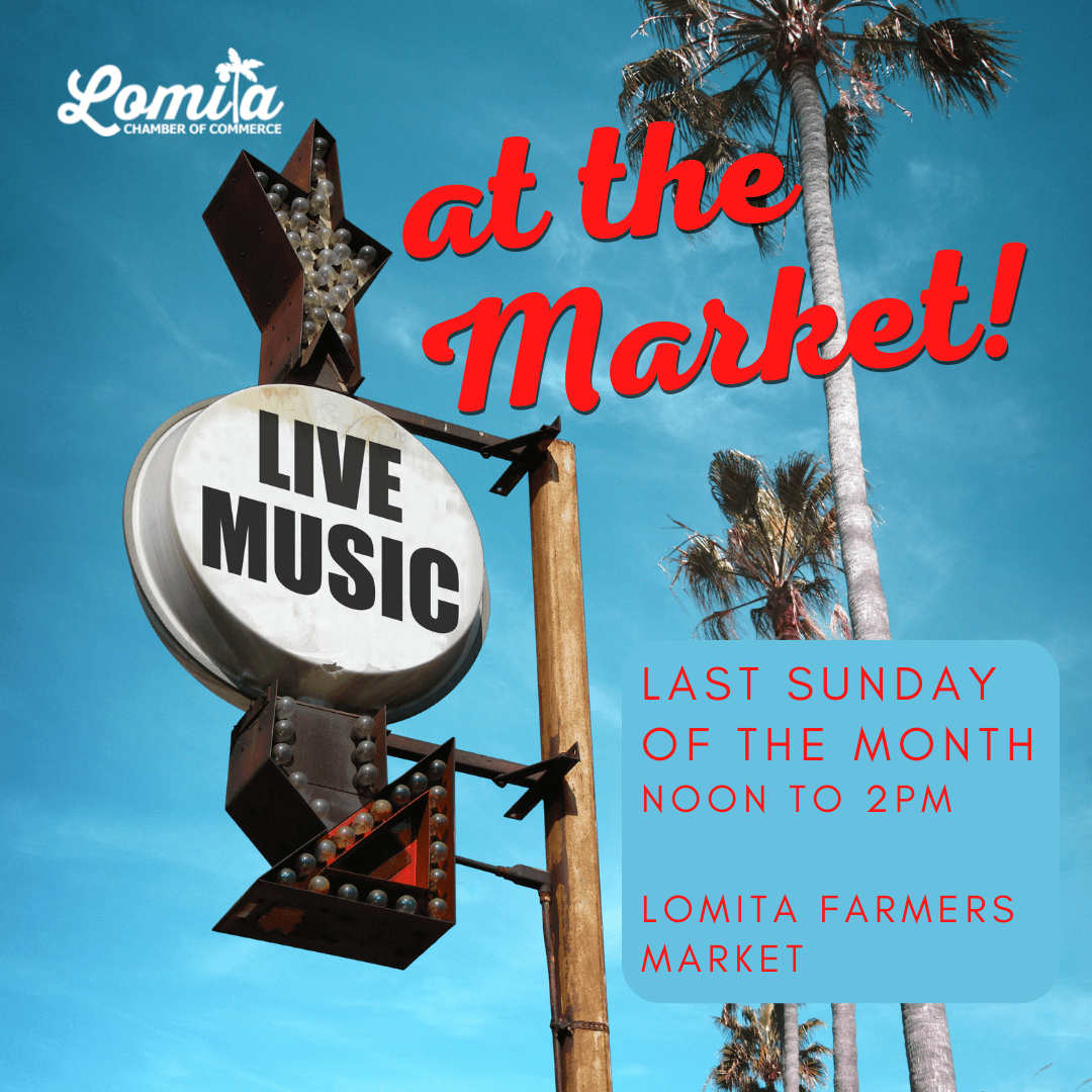 LIVE MUSIC AT THE MARKET | Sunday, September 26 | Noon - 2pm