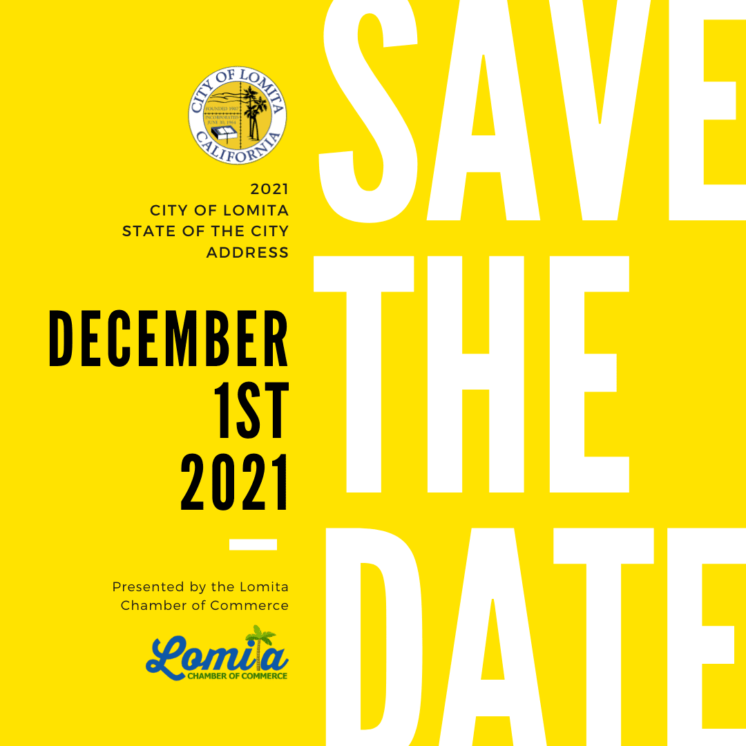 LOMITA STATE OF THE CITY | December 1st | Details to come
